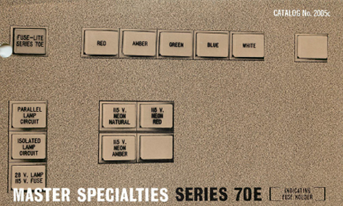 70E Series Switches